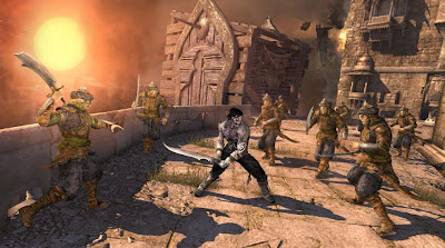 Prince Of Persia: The Forgotten Sands Screenshots 1