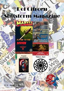 [Magazine] Rol Citroen Shitstorm Magazine nº 2
