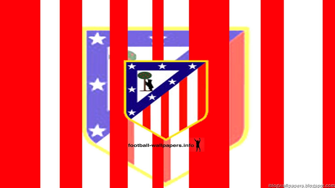 image Atletico Madrid Logo PC, Android, iPhone and iPad. Wallpapers