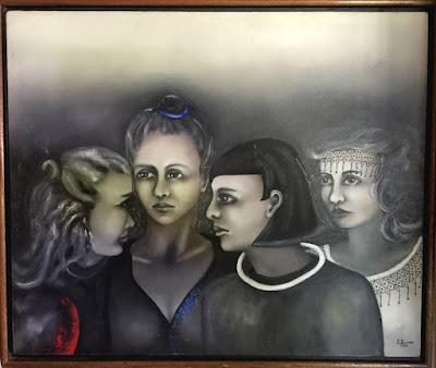 Mulheres oprimidas num mundo machista, luto moral - Elma Carneiro