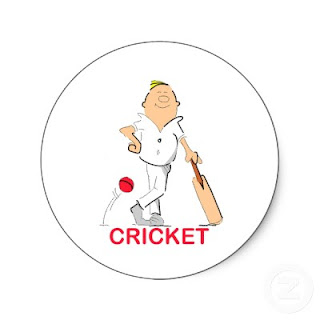 funny cricket,man's wife,pregnant,umpires,score of a cricket match