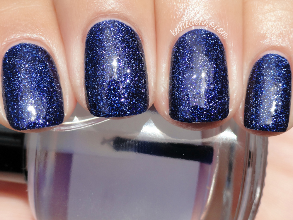 OPI - DS Lapis with top coat