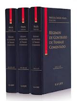 La Protección Constitucional del Trabajo, en Régimen de Contratos de Trabajo