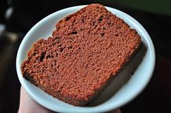 Schokoladenkuchen...