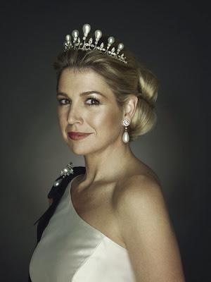 Definiendo el estilo de una reina - Máxima de Holanda