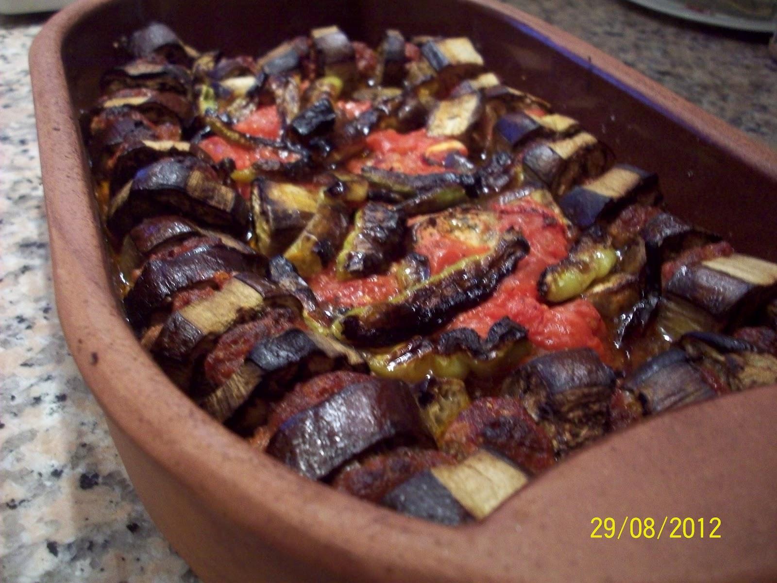 Patlıcanlı Güveç