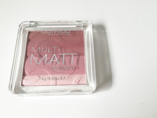 Catrice Multi Matt Blush Love Rosie