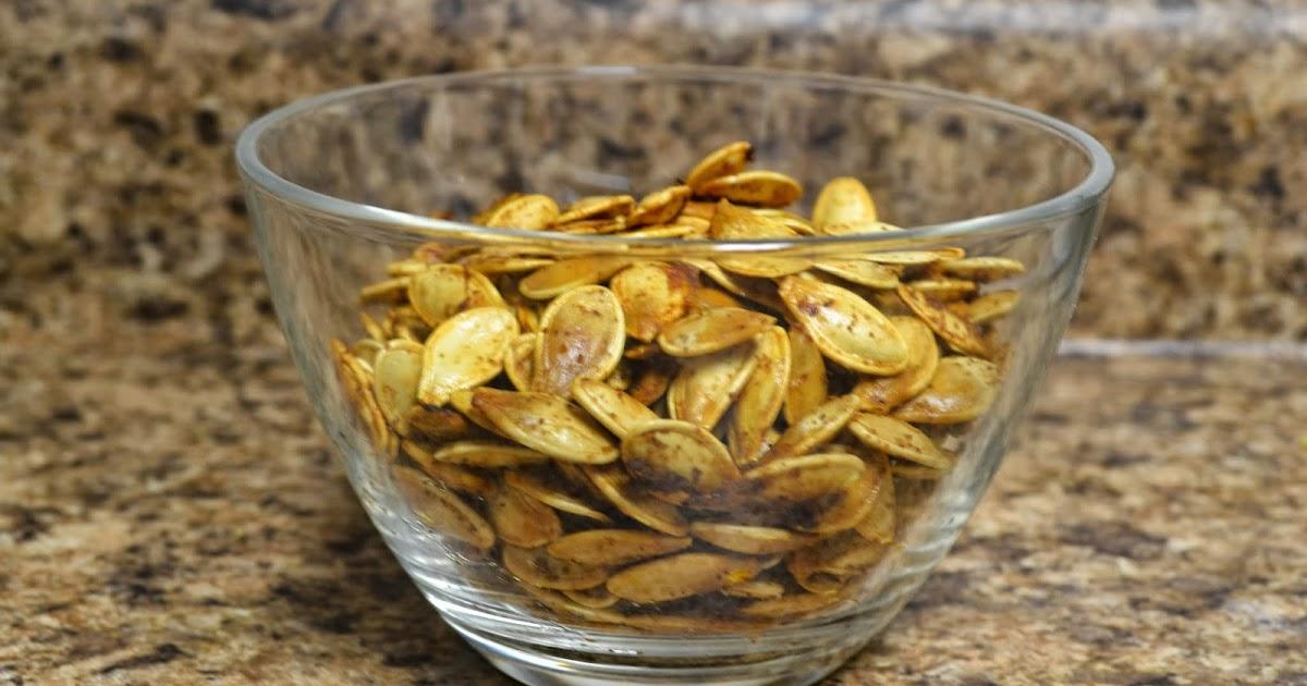 Vegans Have Superpowers: Roast Pumpkin Seeds