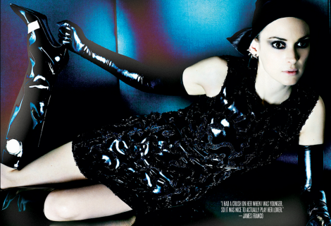 Winona Ryder by Mario Testino for V Magazine