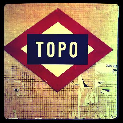 Topo – Topo (1979) Portada
