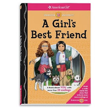 A Girl's Best Friend, middle grade fun.