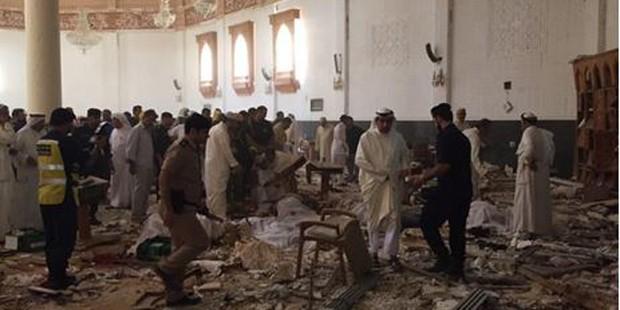 Zamach na szyicki meczet Al-Sadeq w Kuwejcie