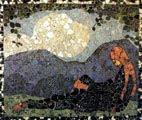 Emilio Pettoruti (23) - Meditazione (1915)
