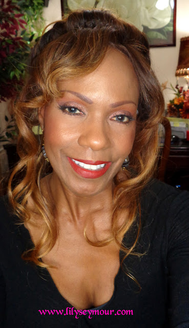 mature | over 50 Beauty Blogger | #womenofcolor |#brownskin