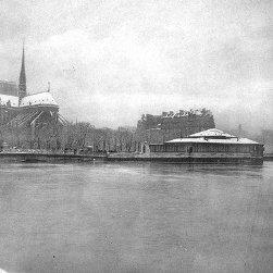 Великий потоп Париж, 1910