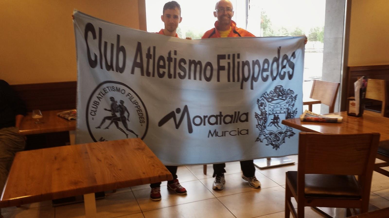 CLUB DEPORTIVO FILIPPEDES MORATALLA: junio 2014
