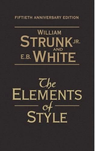 http://www.amazon.com/The-Elements-Style-Fourth-Edition/dp/020530902X
