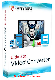 AnyMP4 Video Converter Ultimate Portable