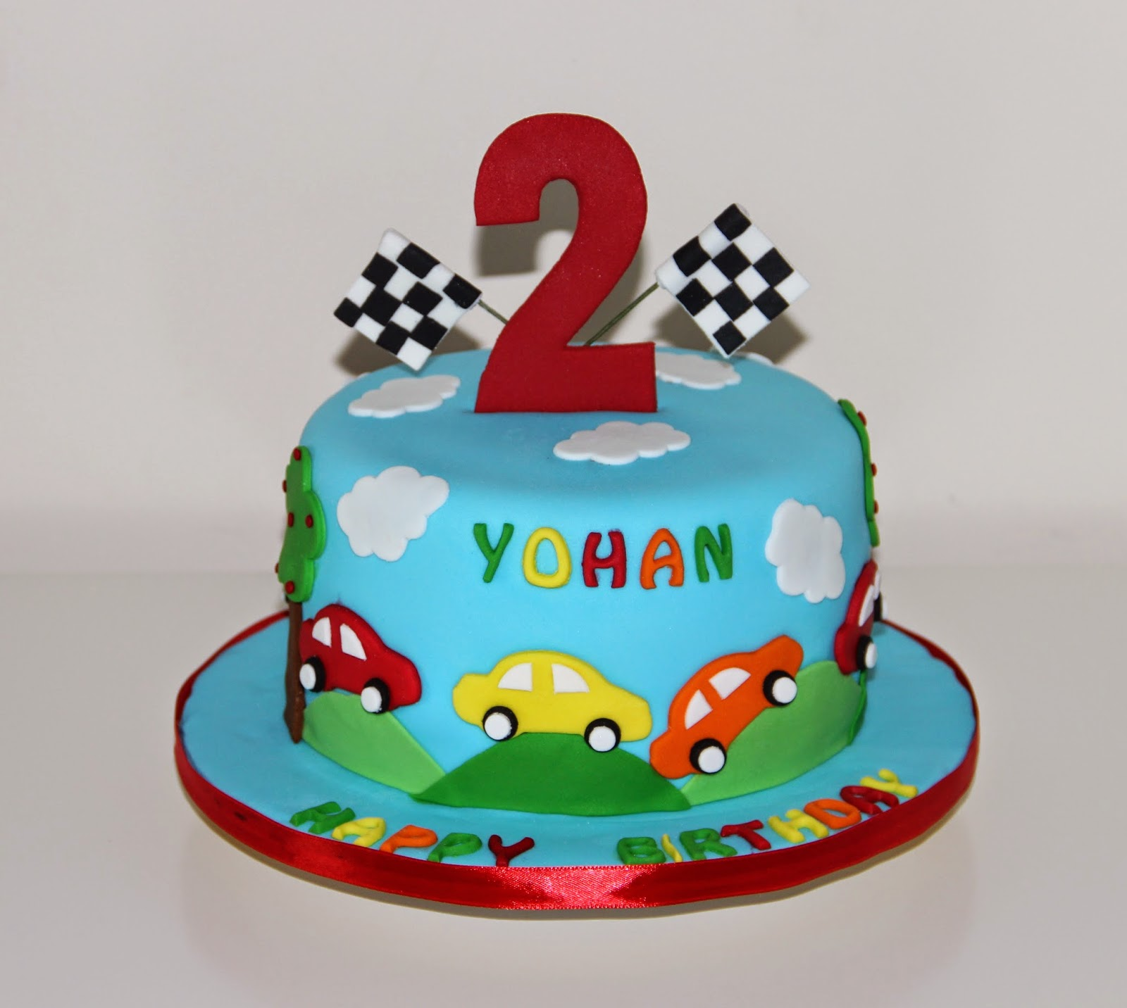 Car Cakes For Boy Birthday : Temptations: Car Theme Cake
