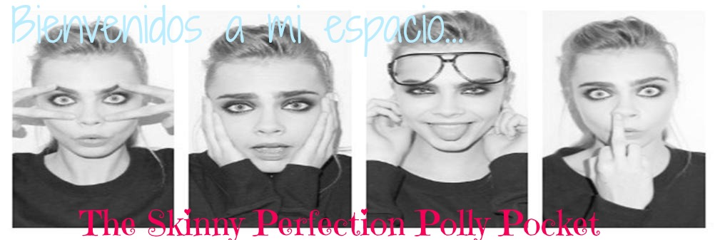 ✿*¨*• The Skinny Perfection Polly Pocket •.¸¸✿