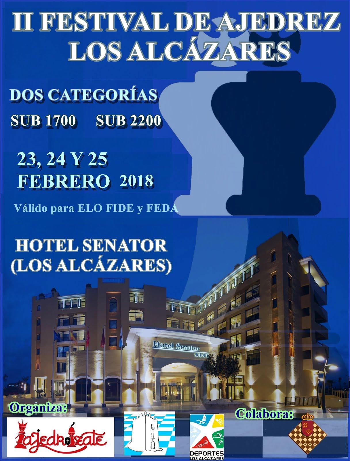 II Festival de Ajedrez Los Alcázares