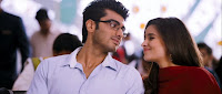 Poster of 2 States (2014) Hindi Movie Official Trailer free download latest movies trailers  free download at moviefree4u.in