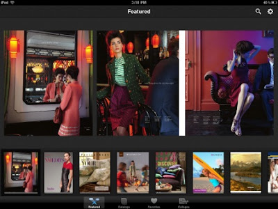 Google Catalogs App: Browse for your shopping with iPad/tablet
