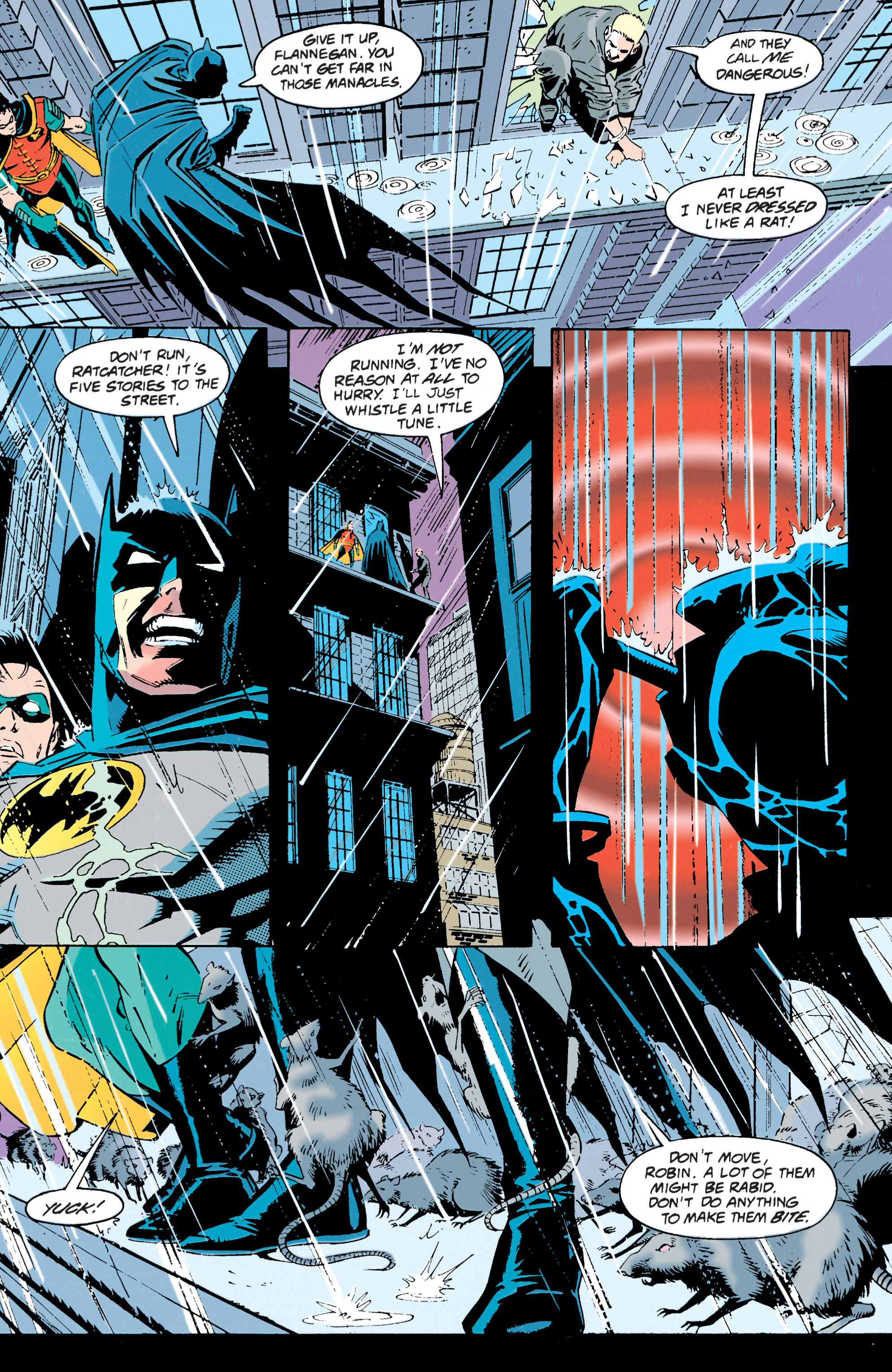 Detective Comics (1937) Issue #679 Page 6