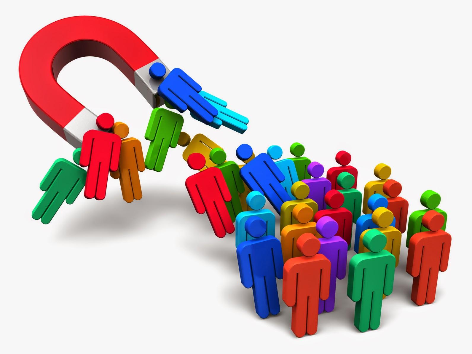 Nguyên tắc số 1: Xác định lượng khách hàng mục tiêu