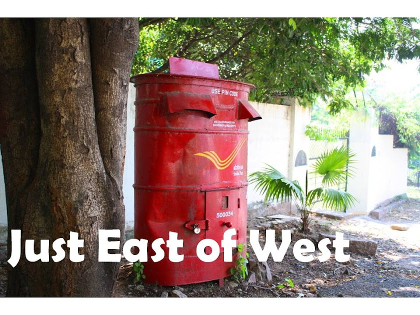 Just East of West