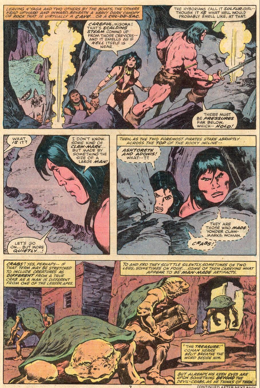 Conan the Barbarian (1970) Issue #99 #111 - English 7