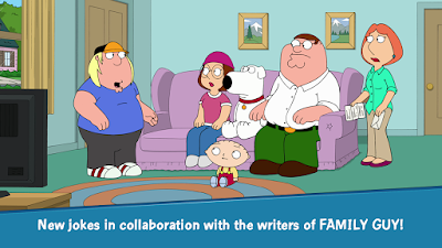 Family Guy The Quest For Stuff MOD APK 1.15.0-Screenshot-3