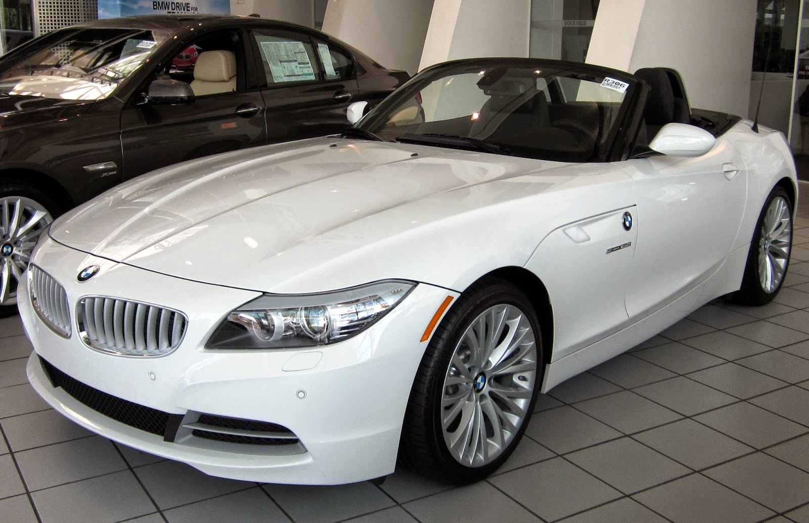 2017 Bmw Z4 Series Price >> Future Digital Cars 2017 Bmw Z4 Review And Prices