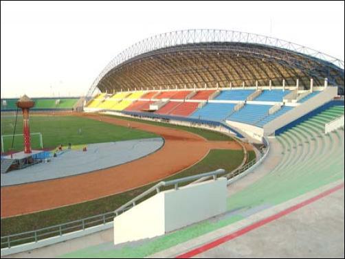 stadium kota palembang