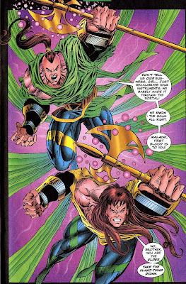 Avengers 392 Tobias Malachi
