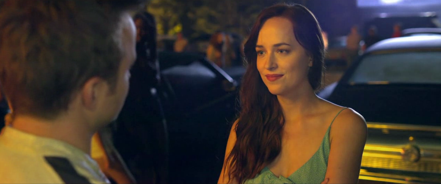 Fifty Shades Updates Video Clip From Need For Speed Featuring