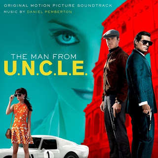 the man from uncle soundtracks