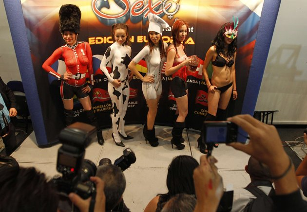 mexico sex expo pictures