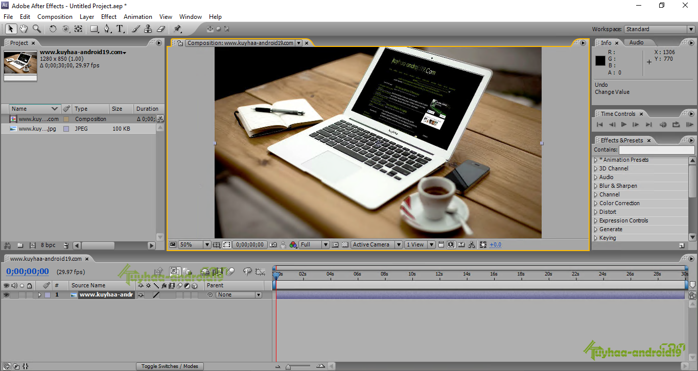 Adobe After Effects CS3 Professional