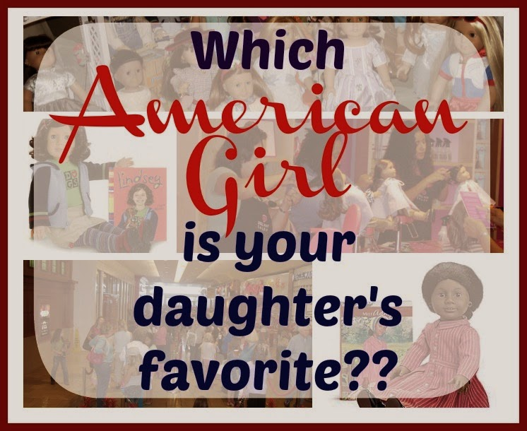 Most popular American Girl Dolls