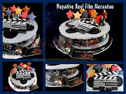 Negative Roll Film Cake