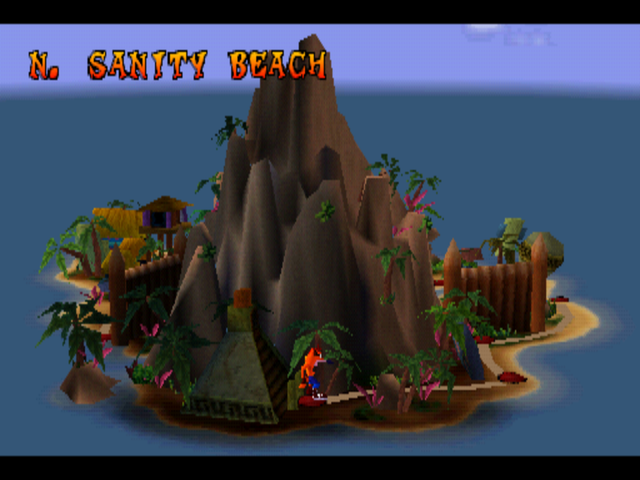 Download Games Crash Bandicoot Ps1 Cover