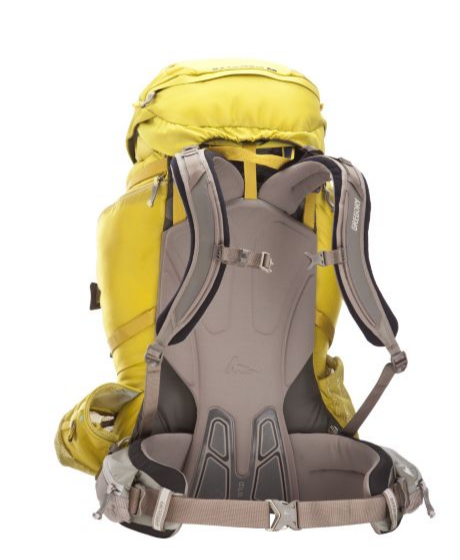 how to pack my gregory backpack