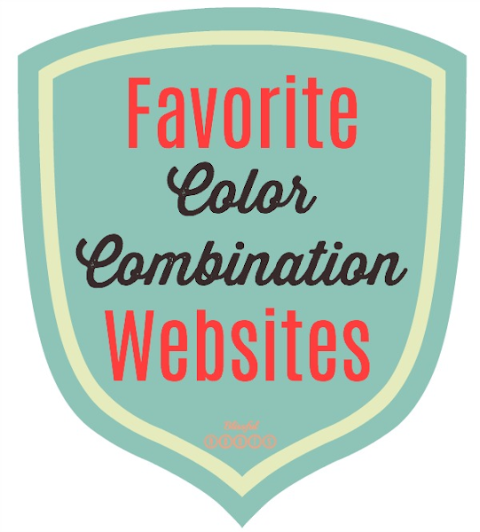 Favorite Color Combination Websites @ Blissful Roots