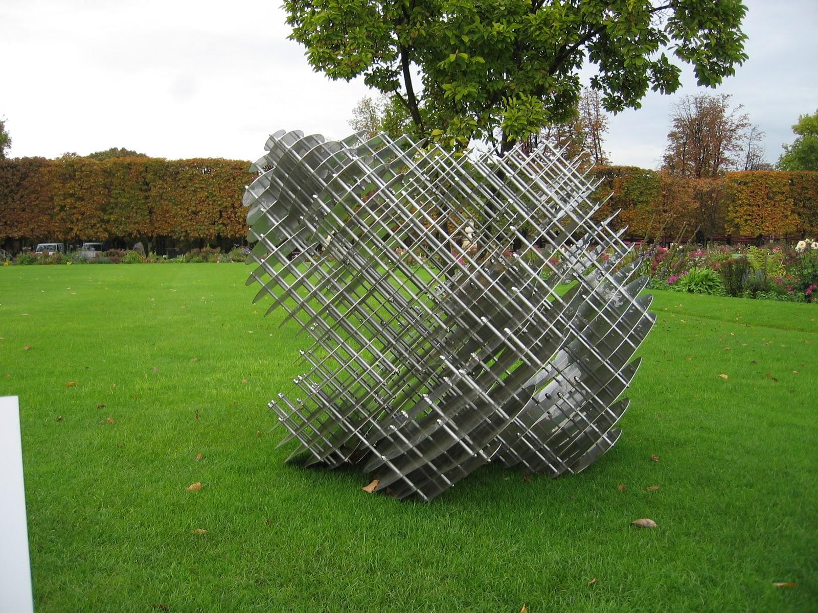 Entrevoir fiac 2012 jardin des tuileries for Fiac 2015 jardin des tuileries