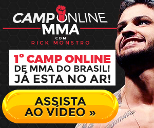 Curso de MMA Online - 1º CAMP online de MMA com Rick Monstro