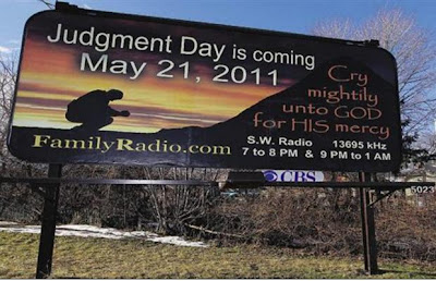 21st May as a Judgement Day , Judgement Day 21st May 2011,Judgement Day, Judgement Day 2011