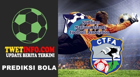 Prediksi Mariana Islands U19 vs Chinese Taipei U19, AFC U19 28-09-2015