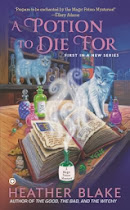 Giveaway: A Potion to Die For