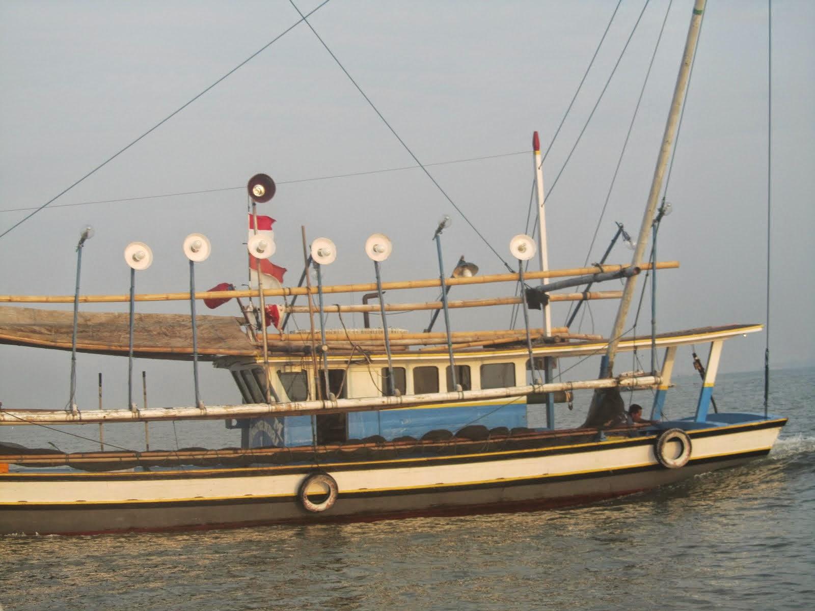 Perahu Buat Mancing